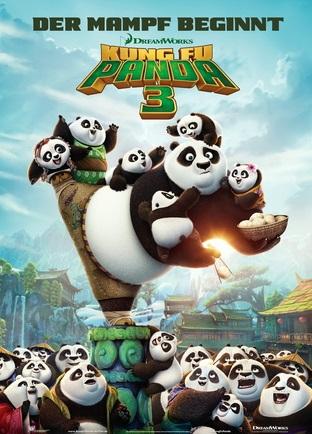 Kung Fu Panda 3 - Der Mampf beginnt